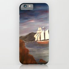 Sailing at Dusk iPhone 6s Slim Case