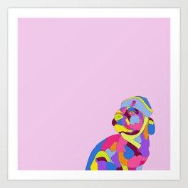Art bork Art Print