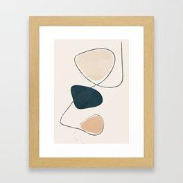 Wildline I Framed Art Print