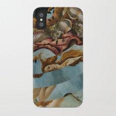 processing boticelli Slim Case iPhone X