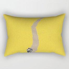 Torn Around - Path Rectangular Pillow