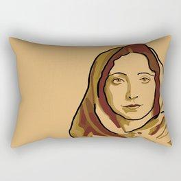 Anaïs Nin Rectangular Pillow