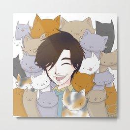 catdaddy Metal Print