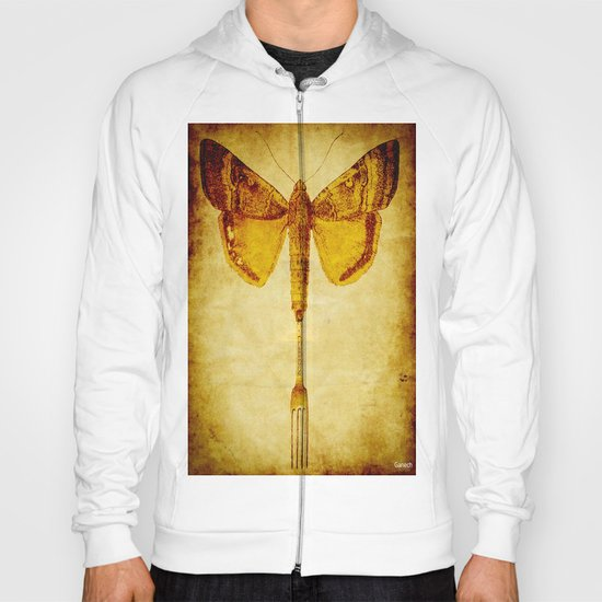 The butterfly fork Hoody