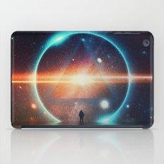 seeing the lights iPad Case
