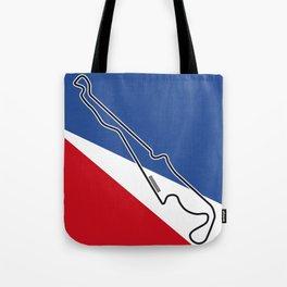 Le Castellet Tote Bag
