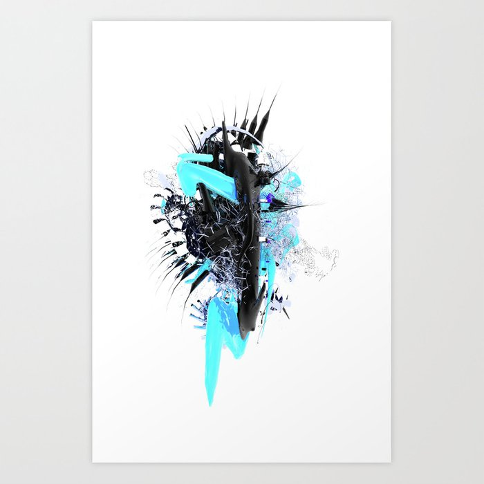 vlurq Art Print