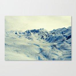 Glaciar Perito Moreno.  Canvas Print