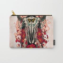 Buffalo Girl Carry-All Pouch
