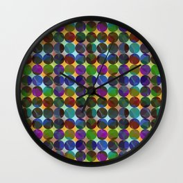 Go Round 3 Wall Clock