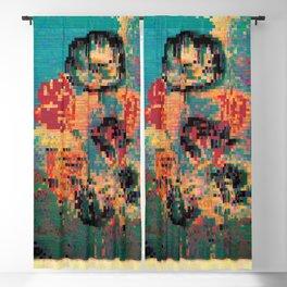 Tulips: Robert Thornton Blackout Curtain