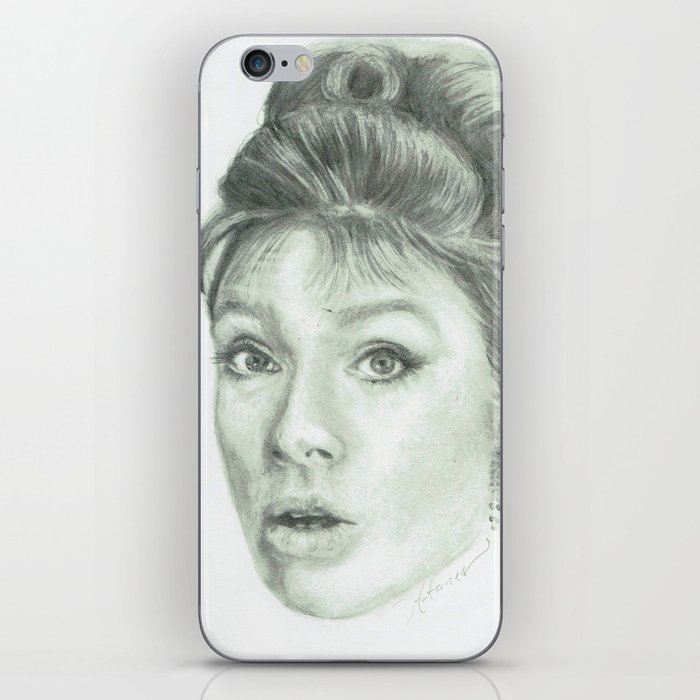Oh Audrey! iPhone Skin