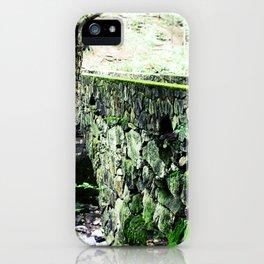 Vaughan's Woods Bridge iPhone Case