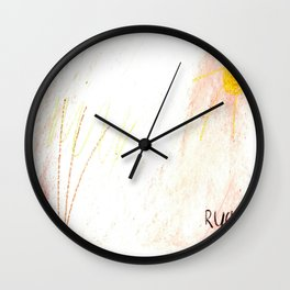 The Savanah Wall Clock