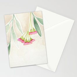 Gum Tree Sketch Stationery Cards