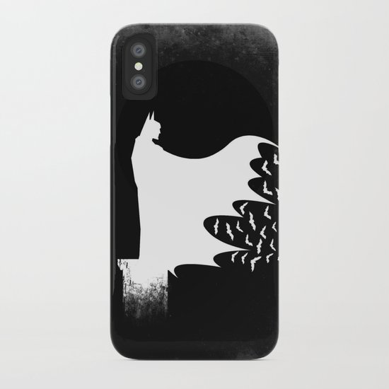 Knight Rising Inverted  iPhone Case