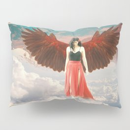 Lady of the Clouds Pillow Sham