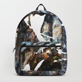 wicker ~ nature photo manipulation Backpack