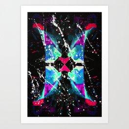 二十二 (Èrshí'èr) Art Print