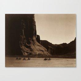 Canon de Chelly, Navajo Canvas Print