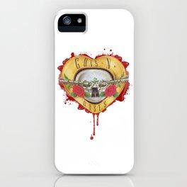 BULLET HEART iPhone Case