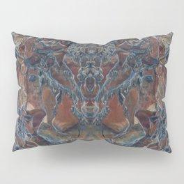 Red Rocks Pillow Sham
