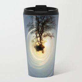 Tiny Planet 5 - The Last Lampost Travel Mug