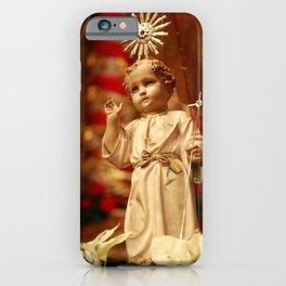 Baby Jesus iPhone Case