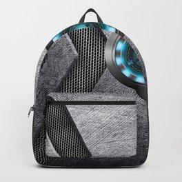 full metal Backpack