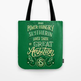 Great Ambition Tote Bag