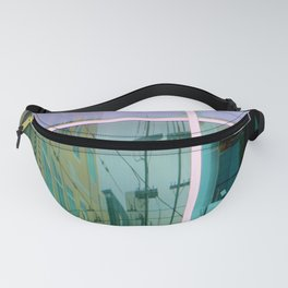 Curvilinear Motion Fanny Pack