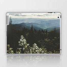 Smoky Mountains - Nature Photography Laptop & iPad Skin
