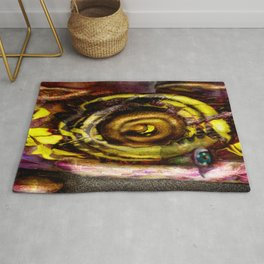 Coiled  Rug
