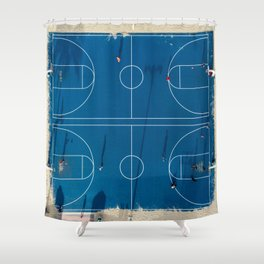 Basket 2 Shower Curtain