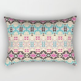 Az colorful Rectangular Pillow