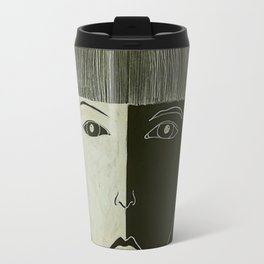 Puzzle of the mad hatter Travel Mug