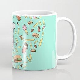 Funky Junkie Coffee Mug