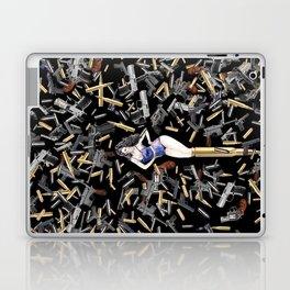 Bullet Girl Laptop & iPad Skin