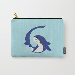 Alopias vulpinus- Common thresher shark Carry-All Pouch