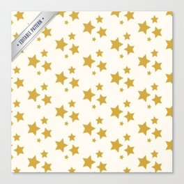 beautiful stars Canvas Print