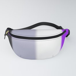 Asexual Pride Flag Fanny Pack