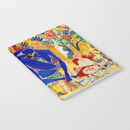 Matisse el Henri Notebook