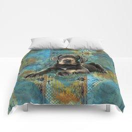 Great Dane Puppy Comforters