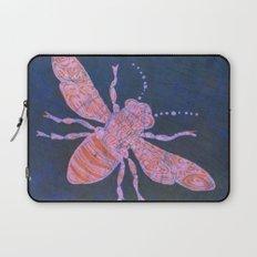batik Bee Laptop Sleeve