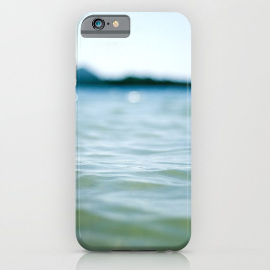 Wave Bokeh The Deep End iPhone & iPod Case