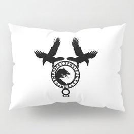 Raven - Fenrir Pillow Sham