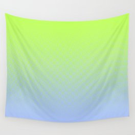 Runners Halftone Wall Tapestry