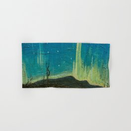 Northern Lights - Tom Thomson Hand & Bath Towel