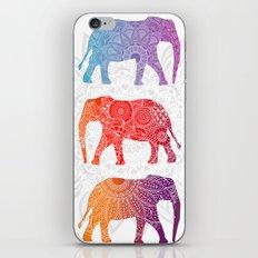 Elephantz II iPhone & iPod Skin