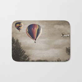 Chasing Rainbows Bath Mat
